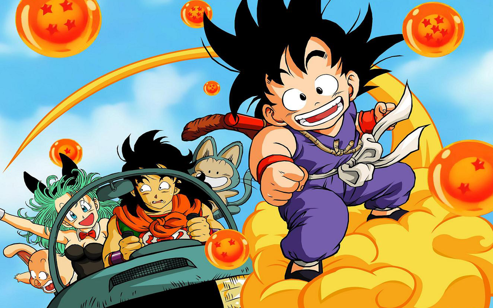Dragon Ball دراغون بول